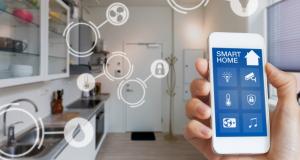 سیستم امنیتی هوشمند منازل مبتنی بر فناوری اینترنت اشیاء