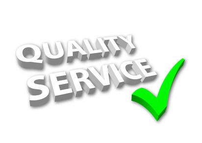 کیفیت در سرویس