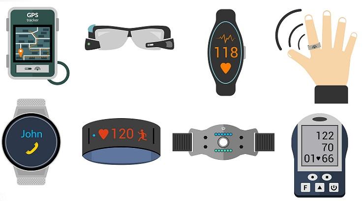 تکنولوژی های پوشیدنی در سلامت هوشمند