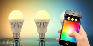 نورپردازی هوشمند