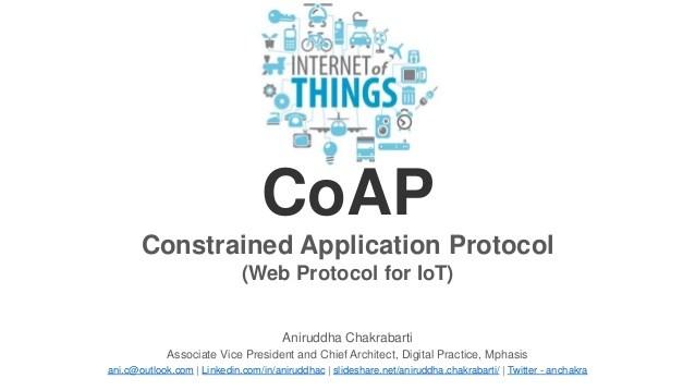 پروتکل COAP