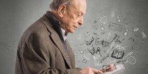 هوشمند شدن گوشی سالمندان