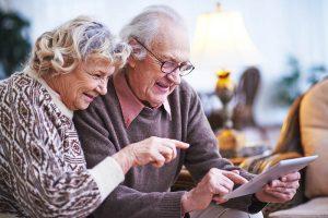 اینترنت اشیاء در خدمت سالمندان
