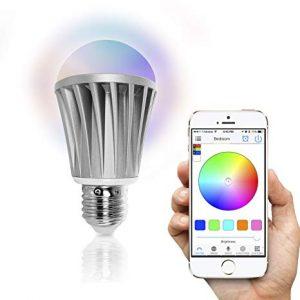 تنظیم روشنایی هوشمند