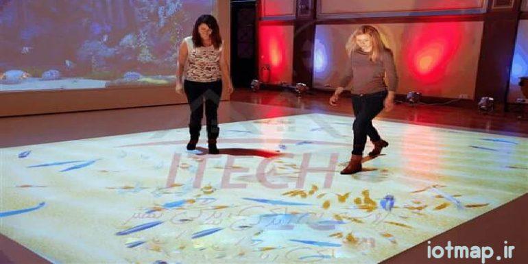 فرش مجازی هوشمند