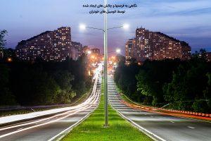 شبکه اتومبیلهای خودران