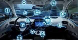 خودرو و اینترنت اشیا