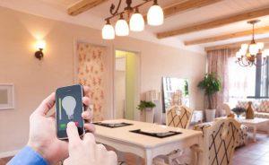 کارایی هوشمند سازی روشنایی منازل