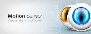 سنسورهای حرکتی ساختمان هوشمند