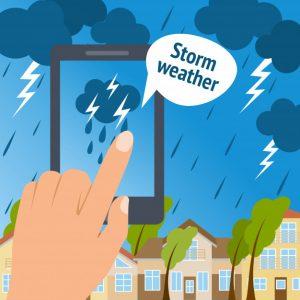 هواشناسی هوشمند