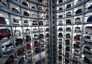 انواع پارکینگ های هوشمند و مکانیزه