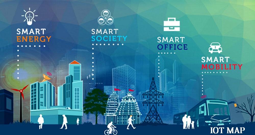 معرفی شهرهای هوشمند جهان