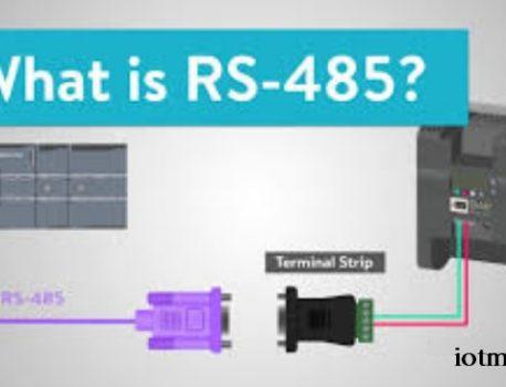 پروتکل rs485 در اینترنت اشیا