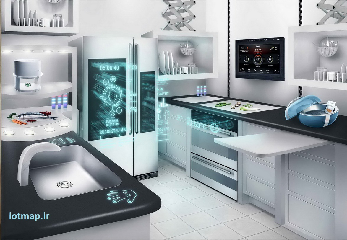 امکانات خانه هوشمند