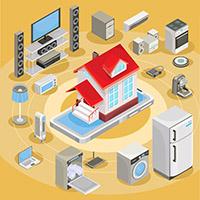 تجهیزات هوشمند سازی ساختمان
