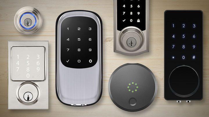 تجهیزات خانه هوشمند - قفل های هوشمند