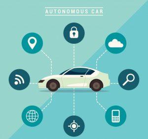 نحوه عملکرد خودرو هوشمند