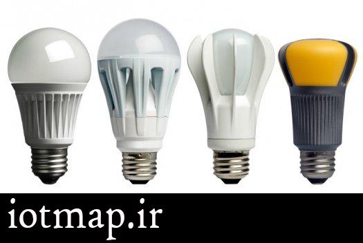 مزییت لامپ های LED