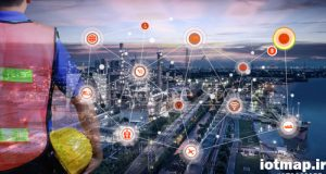 نظارت بر صنعت نفت و گاز با اینترنت اشیا