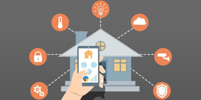 اینترنت اشیا و هوشمند سازی خونه