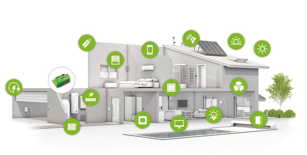 انواع خدمات هوشمندسازی ساختمان