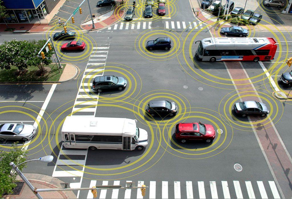 اینترنت اشیا در ترافیک شهری