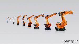 بازوی رباتیک و اتوماسیون