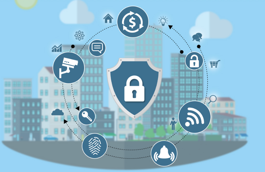 بهبود امنیت در اینترنت اشیا
