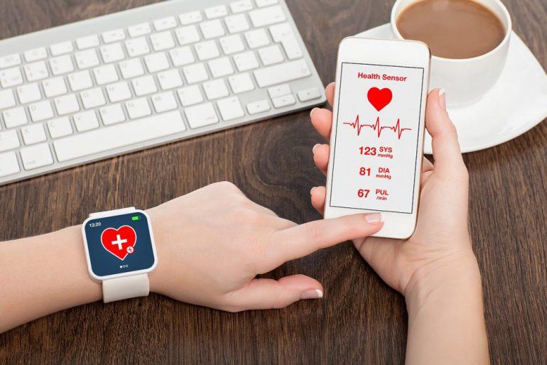 اینترنت اشیا در حوزه سلامت