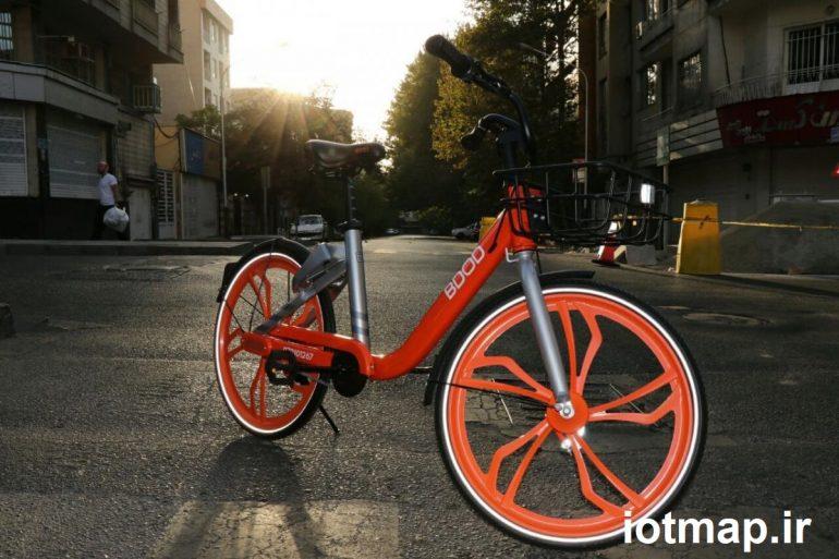دوچرخه هوشمند