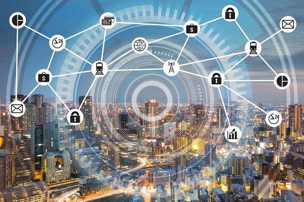 کاربرد iot در شهر هوشمند