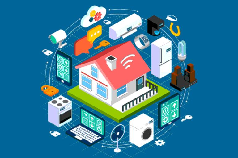 اینترنت اشیاء در اتوماسیون خانگی