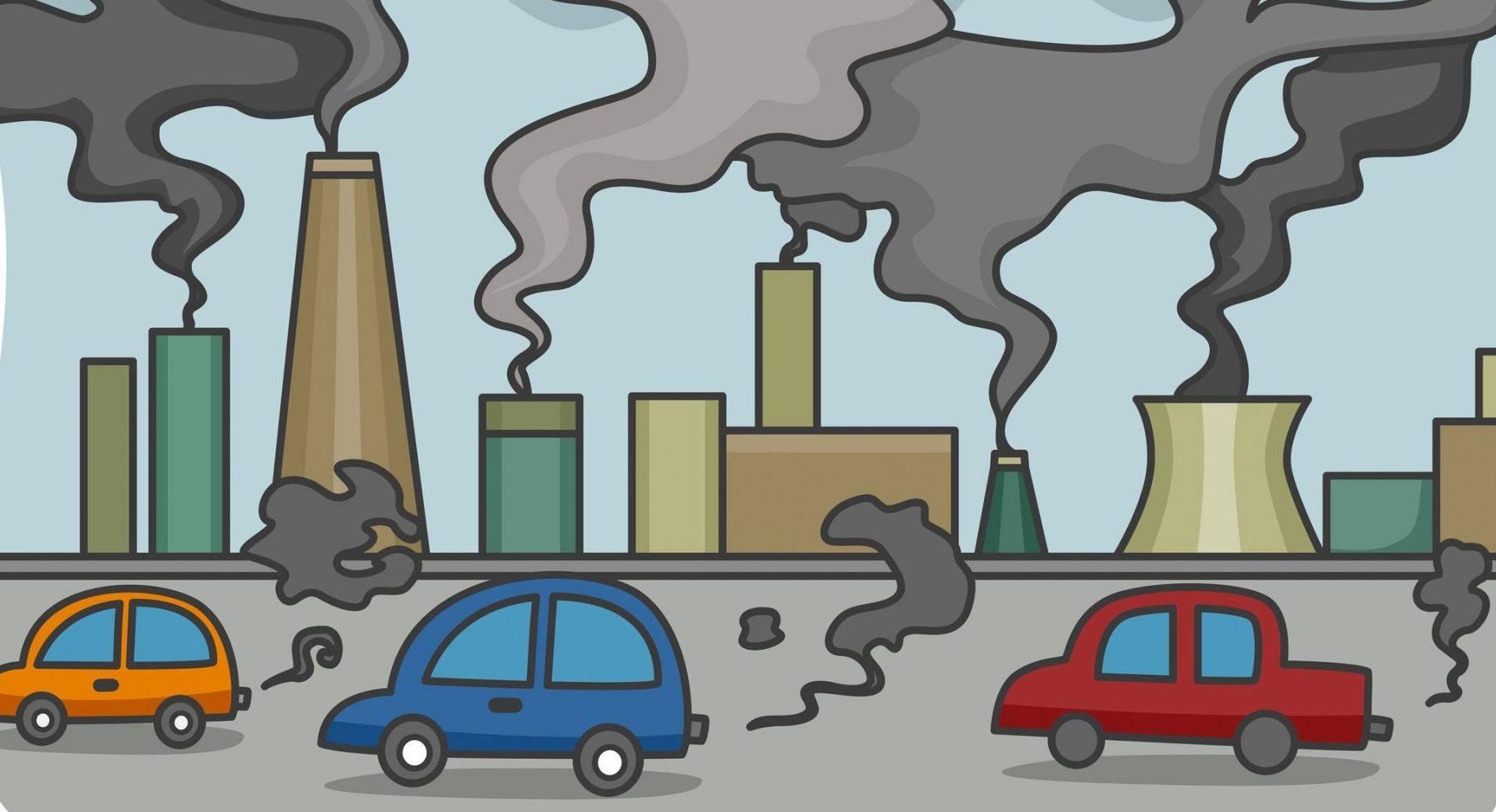 کنترل آلودگی هوا