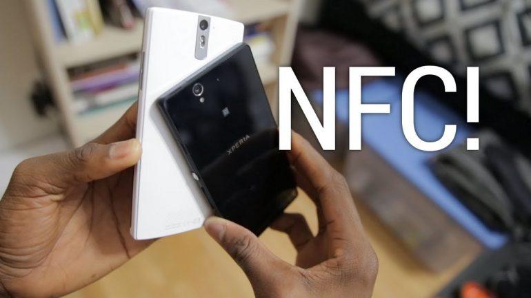پرداخت NFC