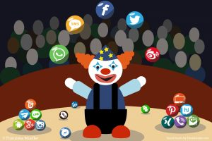 روابط اجتماعی میان اشیا هوشمند