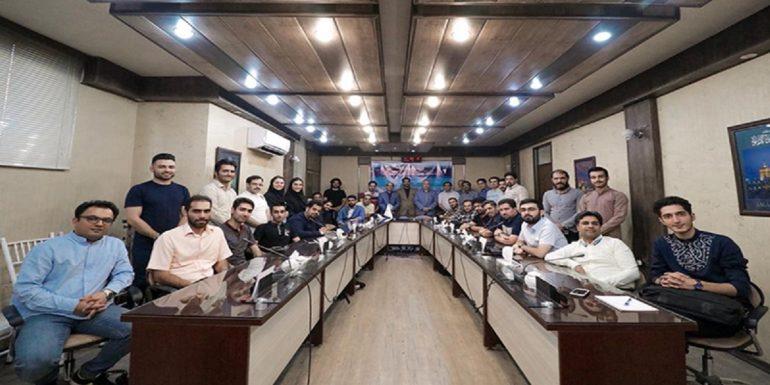 اولین رویداد فین تک مشهد (فین دی)