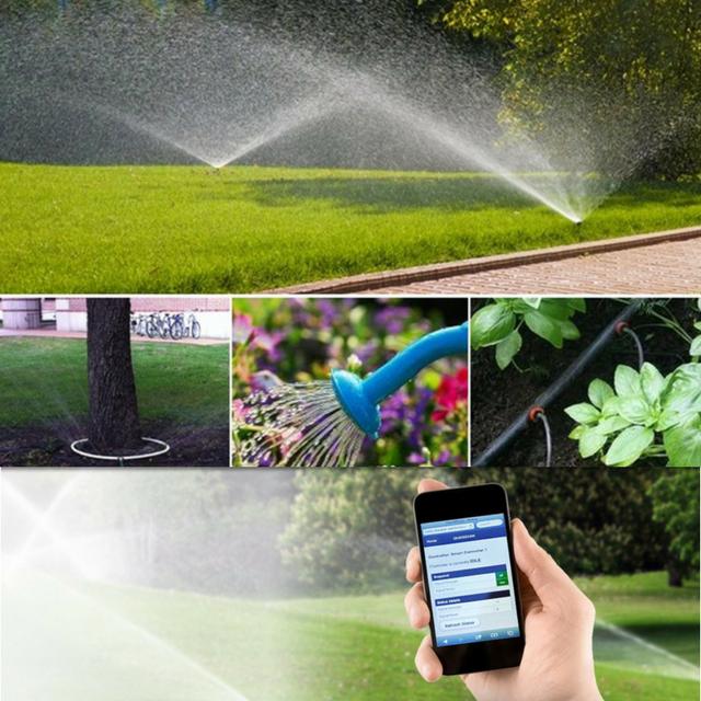 آبیاری مکانیزه و هوشمند