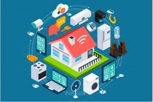 اینترنت اشیا در اتوماسیون خانگی