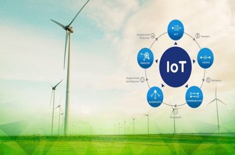 اینترنت اشیا در حوزه انرژی
