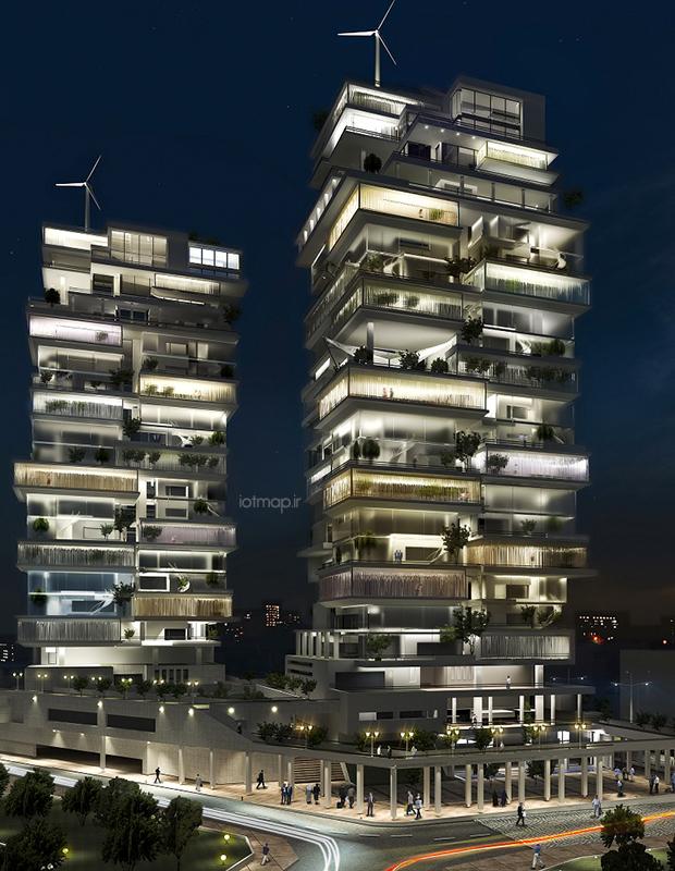 آشنایی با برج مسکونی-تجاری رویال کوثر