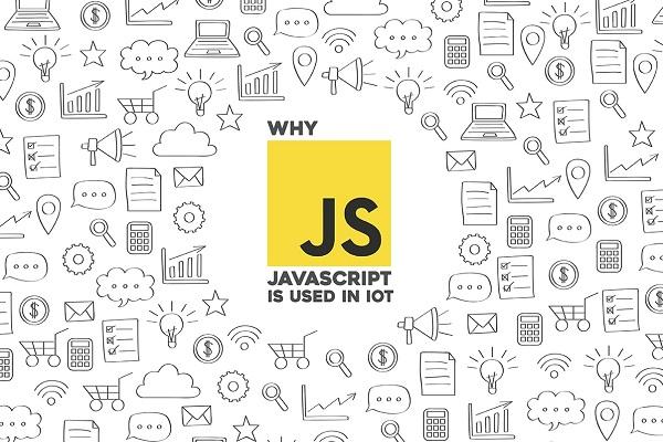 جاوا اسکریپت در اینترنت اشیا
