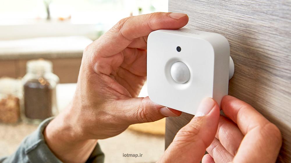 سنسور روشنایی هوشمند راه پله ها