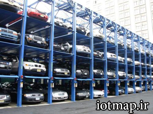 سیستم-پارکینگ-جورچین-iotmap.ir