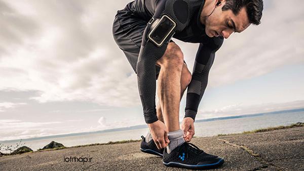 تجهیزات پوشیدنی ورزشی هوشمند