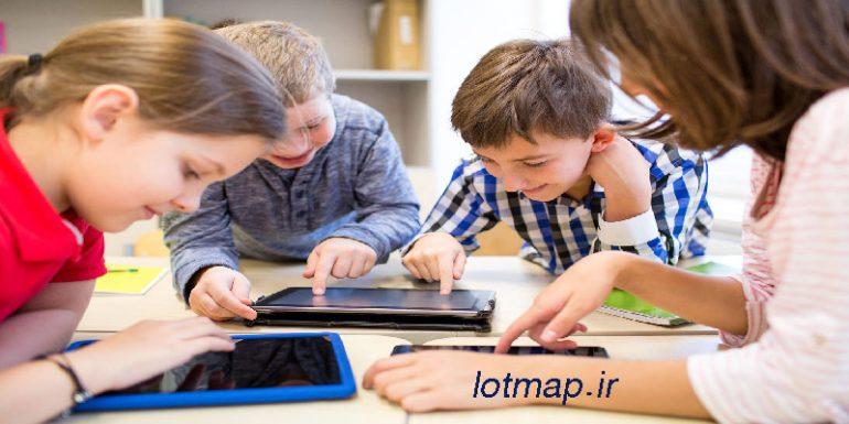 نقش اینترنت اشیاء در آینده کودکان و نوجوانان