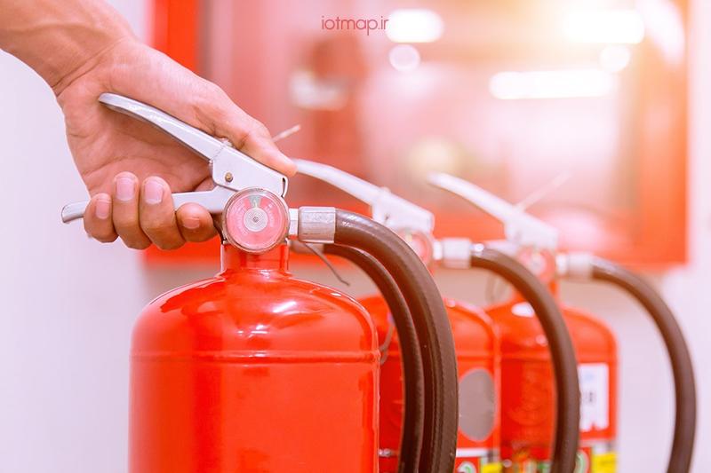 آشنایی با کنترل آتش در بناهای شهری