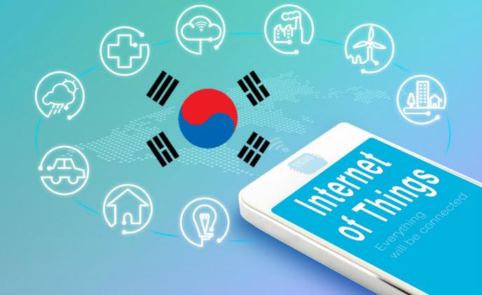 اینترنت اشیا در کره جنوبی