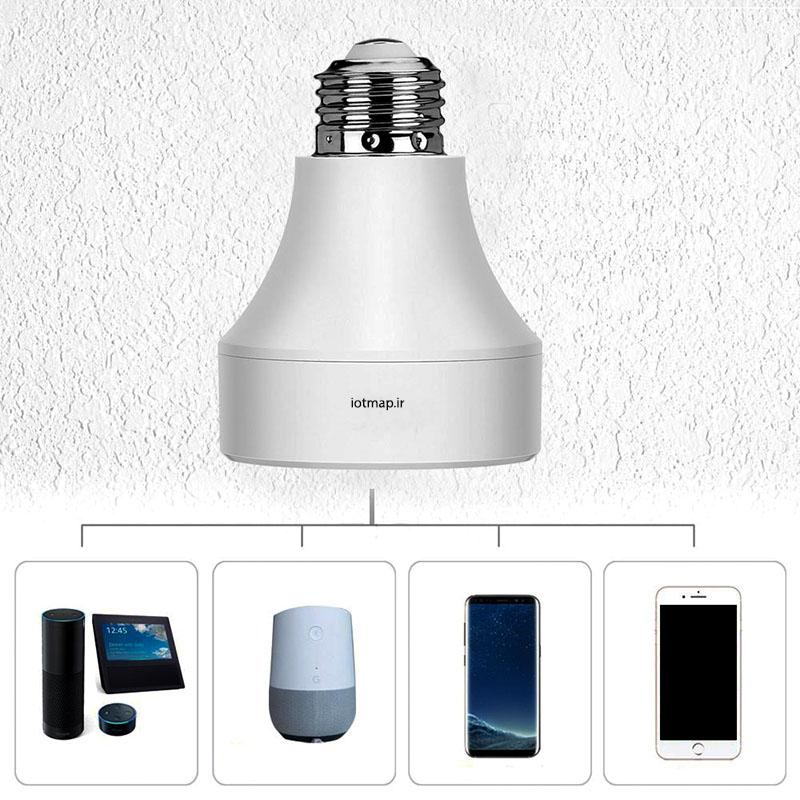 مدیریت لامپ هوشمند