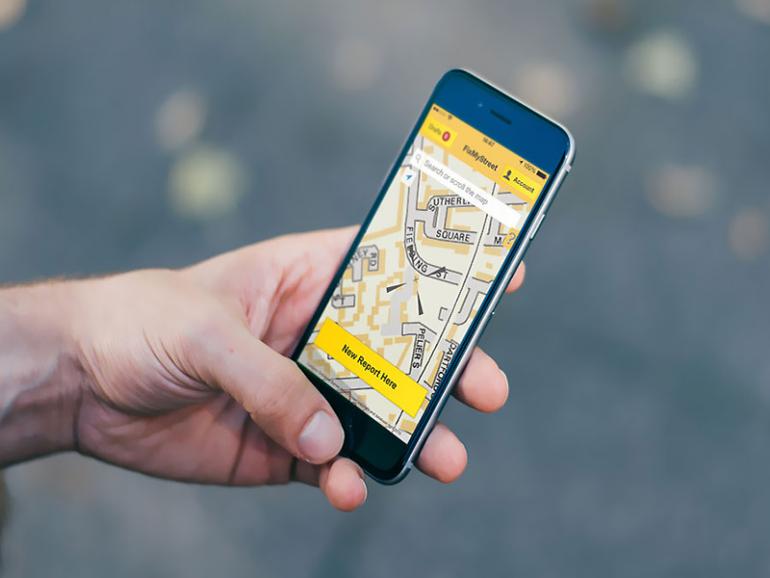 اپلیکیشنهای شهر هوشمند