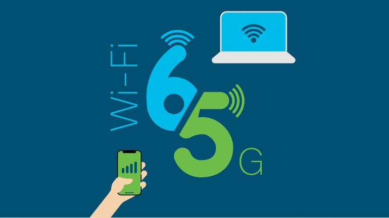 مبارزه بین 5G و WIFI-6